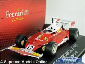 【送料無料】模型車 スポーツカー フェラーリサイズネットワークアトラスフォーミュラferrari 312 f1 car model 143 size ixo atlas formula one niki lauder 7174006 t3