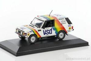 【送料無料】模型車 スポーツカー ダカールローバー#スキッドdakar rover range metge 212 1981 143 skid skc041