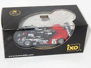 【送料無料】模型車 スポーツカー ドームルマン#レーシング143 dome s101 mugen kondo racing  le mans 24 hrs 2004 9