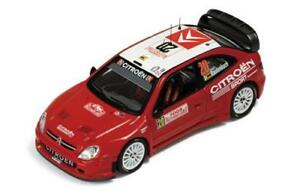 【送料無料】模型車 スポーツカー シトロエンクサラ#カルロネットワークモデルcitroen xsara 20 mcarlo 2008 143 ixo ram310 model