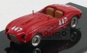 【送料無料】模型車 スポーツカー フェラーリクモ#ミッレミリアレッドジョリーモデルモデルferrari 250mm spider 447 mille miglia 1953 red jolly model 187 jln87019 model