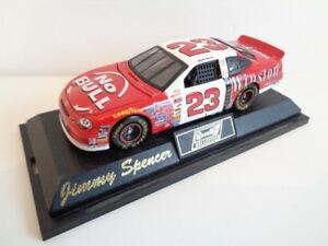【送料無料】模型車 スポーツカー revell 143 scale diecast nascar1999team winston jimmy spencer 23 mint in boxrevell 143 scale diecast nascar 1999 team wins