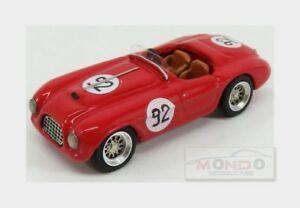 【送料無料】模型車 スポーツカー フェラーリスパイダー#ジョリーモデルferrari 225s spider 92 montecarlo gp 1952 castellotti jolly model 187 jln8765