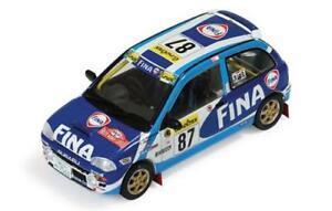 【送料無料】模型車 スポーツカー カルロバルトネットワークラムモデルsubaru vivio rxr winner in grp n1 mcarlo 1999 barth ixo 143 ram530 model