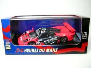 【送料無料】模型車 スポーツカー マクラーレンf1 gtr 44レマン1997mclaren f1 gtr 44 lemans 1997