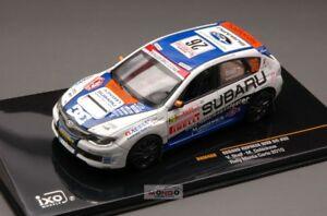 【送料無料】模型車 スポーツカー スバルimpreza wrx sti montecarlo2010143 ixo ram428モデルsubaru impreza wrx sti montecarlo 2010 143 ixo ram428 model
