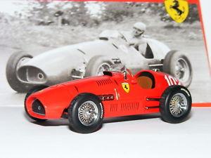 【送料無料】模型車 スポーツカー ixo la storia sf1152フェラーリ500f2ジョゼッペ1952ドイツgp 143ixo la storia sf1152 ferrari 500 f2 giuseppe farina 1952 german gp 143