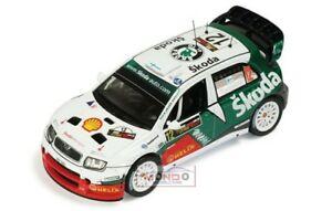 【送料無料】模型車 スポーツカー シュコダファビア#ラリーキプロスネットワークラムモデルskoda fabia wrc 12 rally cyprus 2005 ixo ram196 143 model
