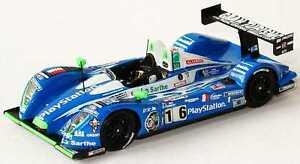 【送料無料】模型車 スポーツカー ジャッドルマンデュマスパーク187 pescarolo 01 judd lemans 2007 no 16 collar boullion dumas spark 87s026