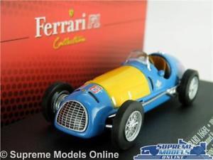 【送料無料】模型車 スポーツカー フェラーリサイズネットワークアトラスフォーミュラferrari 166fl f1 car model 143 size ixo atlas formula one fangio 7174019 t3