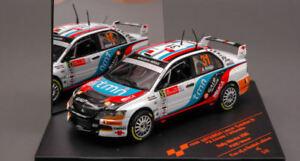 【送料無料】模型車 スポーツカー ランサーixwinpwrcラリーメキシコ2010vitesse 143 ve43406 mmitsubishi lancer ix evolution winpwrc rally mexico 2010 vitesse 143 ve43406
