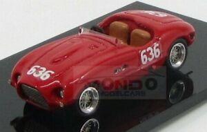 【送料無料】模型車 スポーツカー フェラーリ250mmクモ636ミルミグリア1953レッドモデル187 jln87017モデルferrari 250mm spider 636 mille miglia 1953 red jolly model 187 jln87017 mode