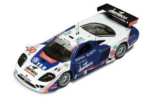 【送料無料】模型車 スポーツカー サリーン#ルマンネットワークモデルen s 7 r 50 7th le mans 2008 143 ixo lmm157 model