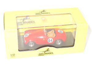 【送料無料】模型車 スポーツカー フェラーリスパイダールマン#143 ferrari 166 spyder 1951  le mans 24 hrs 1951  64 bouchard fernaud