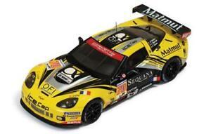 【送料無料】模型車 スポーツカー シボレーコルベットネットワークモデルchevrolet corvette c6 zr1 n70 28th lm 2012 bellocbourret 143 ixo lmm241 model