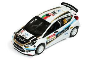 【送料無料】模型車 スポーツカー フォードフィエスタ#スーザダシルバポルトガルラリーネットワークford fiesta s2000 26 sousada silva 4th portugal rally 2010 143 ixo ram434 mod