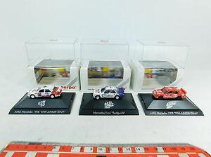 【送料無料】模型車 スポーツカー #メルセデスax7590,5 3x herpa h0 187 car mercedes mb 035965035798036214 dtm 94