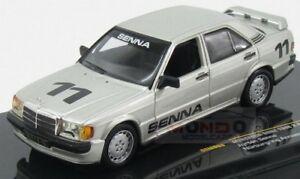 【送料無料】模型車 スポーツカー メルセデスセナ#ニュルブルクリンクセナネットワークmercedes 190e 23 16v senna 11 winner nurburgring 1984 asenna ixo 143 gtm068