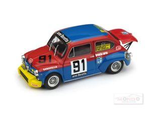 【送料無料】模型車 スポーツカー フィアットアバルトコッパ#コルシカfiat abarth 1000 coppa carri 1973 amighini 91 brescia corse brumm 143 r559 mod