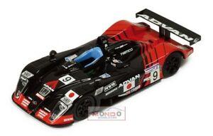 【送料無料】模型車 スポーツカー ドームルマンネットワークモデルdome s101 le mans 2003 ixo 143 lmm101 model