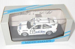 【送料無料】模型車 スポーツカー 143フォードエスコートコスワースdtt 1994オオカミレーシングfhuber143 ford escort cosworth dtt 1994 wolf racing  fhuber