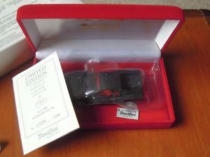 【送料無料】模型車 スポーツカー フェラーリエドdetail cars art1007 ferrari 456 gt boxed limited ed certificate