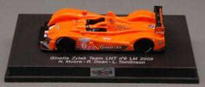 【送料無料】模型車 スポーツカー ginetta zytek6ルマン2009 187sp87119モデルginetta zytek 6 le mans 2009 187 spark sp87119 model