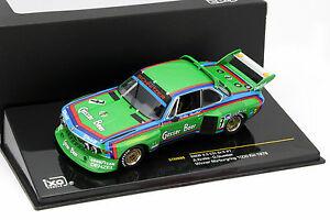 【送料無料】模型車 スポーツカー #クレブスキロネットワークbmw 35 csl 7 akrebs dquester winner 1000km nuerburgring 1979 143 ixo