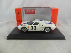 【送料無料】模型車 スポーツカー モデル9222フェラーリ250lmセブリング1966ホワイト33スワンソンbest model 9222 ferrari 250 lm sebring 1966 in whiteblue racing no 33 swanson