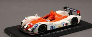 【送料無料】模型車 スポーツカー チームエプシロンクラスルマンスパークzytek 07s team barazi epsilon lmp2 class le mans 2009 barazi spark 143 s1523 mo