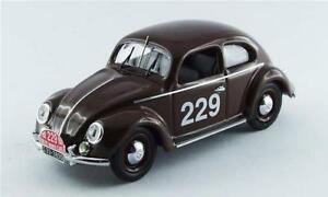 【送料無料】模型車 スポーツカー フォルクスワーゲンジmontecarlo 1952ネーサンschellhaas229 rio 143 rio4414モードvolkswagen rally di montecarlo 1952 nathanschellhaas 229 rio