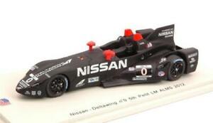 【送料無料】模型車 スポーツカー プチスパークモデルnissandeltawing n0 5th petit lm alms 2012 ordonez 143 spark sus004 model