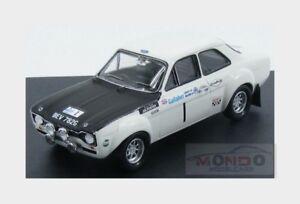 【送料無料】模型車 スポーツカー フォードエスコート#ラリーアイルランドford escort 1600 tc 1 winner rally circuit ireland 1969 trofeu 143 trcol1969 m