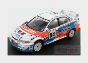 【送料無料】模型車 スポーツカー ランサーエボ#ラリーデポルトガルモードmitsubishi lancer evo 6 wrc 54 rally de portugal 2000 trofeu 143 trmnp121 mode