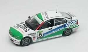 【送料無料】模型車 スポーツカー ユイスマンスパークモデルbmw 320 n6 d huisman 143 spark s0430 model