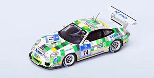 【送料無料】模型車 スポーツカー ポルシェグアテマラカップチーム#ニュルブルクリンクスパークシングルporsche 911 9972 gt3 cup team getspeed 74 nurburgring 2015 spark 143 sg197 mo