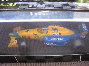 【送料無料】模型車 スポーツカー シューマッハベネトンフォードベネトンmsc schumacher f1 benetton ford b191 143 1991 first benetton ovp amp;