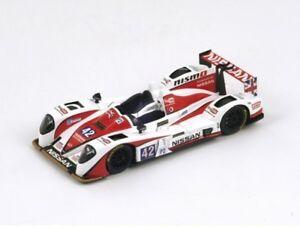 【送料無料】模型車 スポーツカー グリーブス#ルマンスパークモデルzytek z11 snnissan greaves mspt 42 le mans 2013 bent spark 143 s3760 model