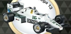 【送料無料】模型車 スポーツカー legends of formula 1 collection diecast1983williams fw08c1 keke rosberg gl09legends of formula 1 collection diecast 1983 w