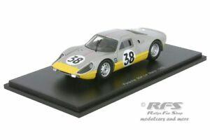 【送料無料】模型車 スポーツカー ポルシェルマンスパークporsche 9044 gts 24h le mans 1965dewezkerguen 143 spark 4683