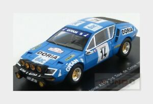 【送料無料】模型車 スポーツカー ルノーアルパイン#ツールドコルススパークrenault alpine a310 14 3rd tour de corse 1976 j p manzagol spark 143 s5479 m