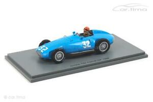 【送料無料】模型車 スポーツカー gordinit32フランスgp 1956hermano daシルバラモススパーク143s5313gordini t32french gp 1956hermano da silva ramosspark 143 s5313