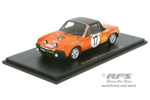 【送料無料】模型車 スポーツカー ポルシェラリーモンテカルロアンダーソンスパークporsche 9146 rally monte carlo 1971 anderssonthorszelius 143 spark 5584