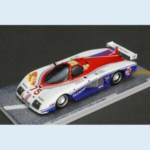 【送料無料】模型車 スポーツカー フォード#ルマンモデルgebhardt jc2853 ford 75 le mans 1985 harrowerearle 143 bizarre bz424 model