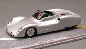 【送料無料】模型車 スポーツカー ローバーテストルマンアルミモデルカーrover brm test le mans 1963 aluminium 143 bizarre bz533 model car