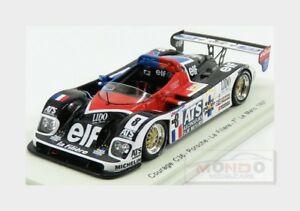 【送料無料】模型車 スポーツカー ターボ#ルマンcourage c36 30l turbo 8 24h le mans 1997 h pescarolo e clericospark 143 s3674