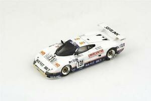 【送料無料】模型車 スポーツカー スパークモデルspice se 87c n131 31th lm 1988 grandterrienguenoun 143 spark s3587 model