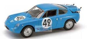 【送料無料】模型車 スポーツカー アバルトルマンスパークモデルabarth simca 1300 n 42 le mans 1962 spark 143 sp1306 model