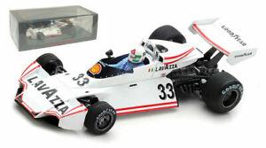 【送料無料】模型車 スポーツカー スパークブラバム#フォーミュラロンバルディspark s7103 brabham bt44b 33 formula 1 lella lombardi 1976 143