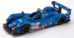 【送料無料】模型車 スポーツカー ルマンスパークモデルzytek 07 s2 n33 le mans 2007 143 spark sp1423 model